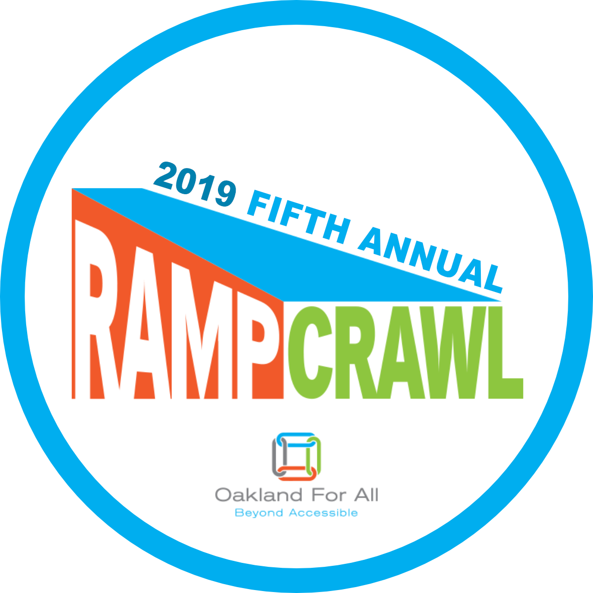 Oakland For All Fifth Annual Ramp Crawl - August 1, 2019